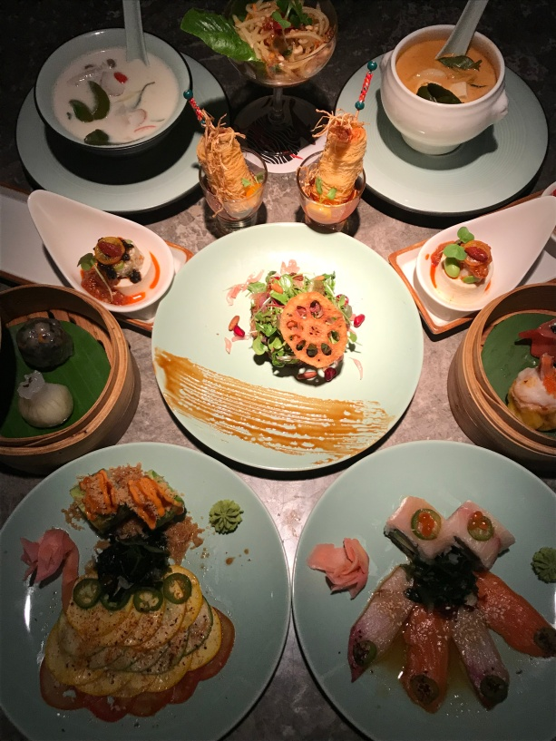 Tasting Your Way Through Jia The Oriental Kitchen S New Menu Delectable Reveries